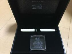 Cross Ballpoint Pen Townsend Star Wars Stormtrooper With Pen Stand And Box Sh1244