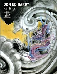 Don Ed Hardy Paintings English And Japanese Edition [paperback] Hardy-marks