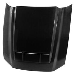 For Ford Mustang 10-14 Anderson Composites Ts-style Gloss Carbon Fiber Hood
