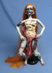 Extremely Rare Vintage Dollmore Bjd Soaked Grudge Dead Zinna Judith Doll Exc
