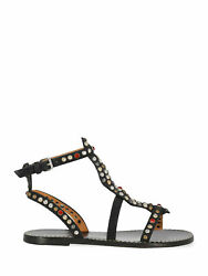 Isabel Marant Special Price Women Shoes Sandals Black, Red, Silver It 36