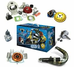 Parmakit Set Engine Complete Ready To Race Racing Track Andoslash 60 Vespa Pk 50 Hp