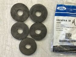 5 Pack 1997-2008 Ford F150 4.2l Oem Damper And Pulley Washer E2dz-6378-a
