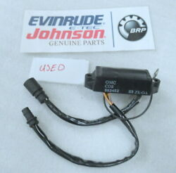 N34a Evinrude Johnson Omc 582452 Power Pack Cd2 Oem Used Factory Boat Parts
