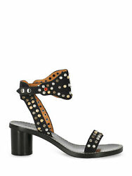 Isabel Marant Special Price Women Shoes Sandals Black, Gold, Silver It 36