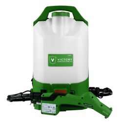 Victory Cordless Electrostatic Handheld And Backpack Sprayer Combo + Rare 12wand