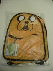 quot;Adventure Time Jake the Dogquot; Kid#x27;s Reversible Backpack Cartoon Network Unisex $29.00