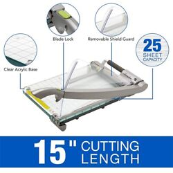 Swingline Infinity Classiccut Cl410 Acrylic Paper Trimmer, 15 S7099410 25 Sheet