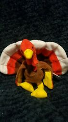 Ty Beanie Baby Gobbles Style 4030