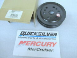 N26 Mercury Quicksilver 33863t Pulley Oem New Factory Boat Parts