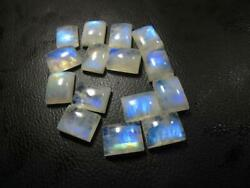 Best Natural Moonstone 3x5mm To 12x16mm Octagon Cabochon Loose Gemstone