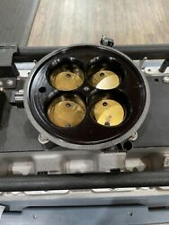 426 Hemi Intake And Fi Accufab 2200cfm Throttle Body With New Siemens Injectors