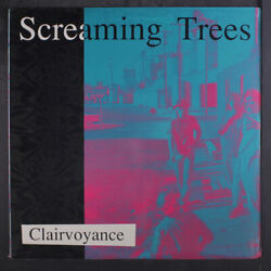 Screaming Trees Clairvoyance Velvetone Records 2 12 Lp 33 Rpm Sealed