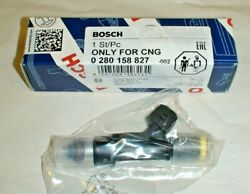 Genuine Bosch 0280158827 Fuel Injector Cng [ Compressed Natural Gas ]