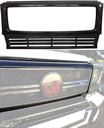 Kit-car G Wagon Carbon Fiber Front Grille Frame Grill Trim For W463 G-class