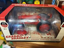 Graham Bradley 1937 General Purpose Tractor 1/16 For Cast Promotion New G6