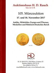 Auktionshaus H.d.rauch Gmbh Auction 1052017 Ancient And World Coins 52