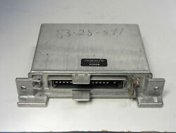 Ecu Fits Saab 99 And 900 Non Turbo 1974-1979 New Old Stock Bosch