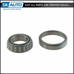 Wheel Bearing And Race For Buick Cadillac Chevy Chrysler Dodge Ford Jeep Isuzu