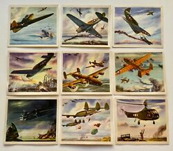 9 Wwii U.s. Army Air Force Coca-cola Bottler Id Cards