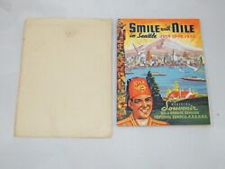 1936 Smile With Nile In Seattle 62nd Annual Session Imperial Council Shriners