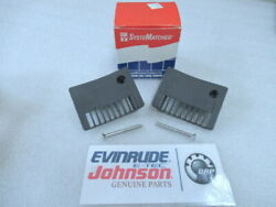 P52 Johnson Evinrude Omc 987462 Screen Assembly Oem New Factory Boat Parts