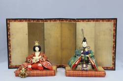 Japanese Cultural Tradition Hina Dolls Japanese Doll Antique Doll The Meiji y