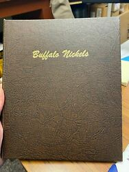 Amazing Buffalo Nickel Collection 1913-38 26 Keys 60 Total Coins Of 64