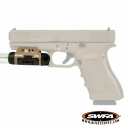 Viridian 9300016 X5l Gen 3 Green Laser With Tactical Light Universal W accessory
