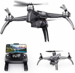 Sanrock B5w Gps Drone With 4k Uhd Camera For Adults Kids Beginners Quadcopter