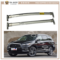 Crossbar Exclusively Fits For Infiniti Qx60 2014-2021 Roof Rack Rail Carrier