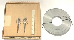 Lufkin 1/4 X 200ft Replacement Blade For Peerless Engineerand039s Tape Measure