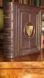 1875 Some Account Of The Taylor Family Taylard Limited Ed 2/100 Walnut Box