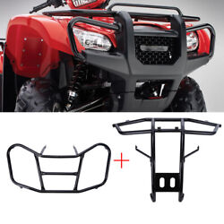 Front Rack Front Carrier And Front Bumper For Honda Trx250 Recon 250 2x4 2005-2016