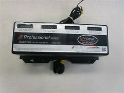 Pro Charging Systems Quad Pro 4 15 Amp Battery Charging Banks Ps4 Marine Boat