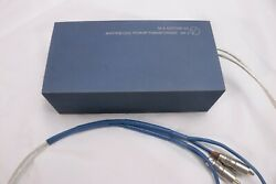 Mitchell A Cotter Mk-2 - Phono Preamp Us Version - Very Rare
