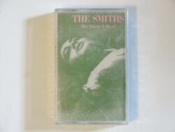The Smiths, The Queen Is Dead, Sealed Cassette, 1986, U.s. Release, Sire Records