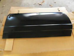Nos 81 82 83 84 85 Monte Carlo Ss Right Door Outer Skin Panel 20487660