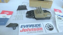 T11 New Johnson Evinrude Omc 586434 Rectifier And Regulator Assembly Factory Oem