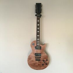 Custom 12 String Electric Guitar - Active Electronics Hand Rubbed Oil Finish