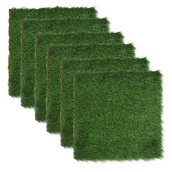 50cm Realistic Thick Artificial Grass Turf Indoor Outdoor Garden Lawn Landscape