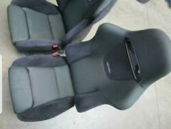 Honda Accord 2001 Type R Recaro Interior
