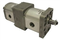 Galtech Hydraulic Tandem Pump Group 3 To Group 3 - 44 Cc To 29 Cc