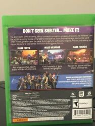 Fortnite Xbox One 2017 Game Is In Excellent Condition.