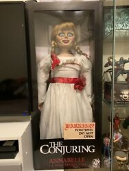 Annabelle The Conjuring Real Size 102 Cm/ 40andrsquoandrsquo