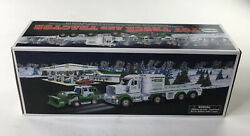 2013 Hess Toy Truck And Tractor In Box