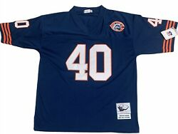 Gale Sayers Chicago Bears Mitchell And Ness Jersey Xl New With Tags