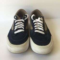 Vans Off The Wall World #1 Skateboard Shoes Men's Size 10