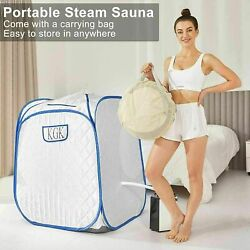 3l Portable Steam Sauna Spa Therapeutic Weight Loss Detox Relaxation W/ Y E 39