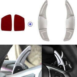 Interior Steering Wheel Shift Paddle Shifter Trim For Ford Lincoln Continental